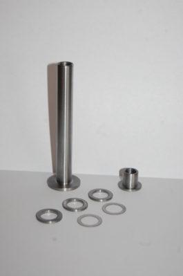 Sada ocelových vodítek Weihrauch HW 77/97